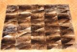 Bestseller Castor-Rex Kuschelfelldecke Braunmix 140x200 cm