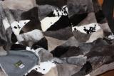 Bestseller Rex-Kuscheldecke grau Mix 130x180 cm